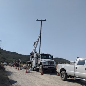 Power Line Replacement Project on Forest Service Land 3